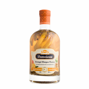 Rhum Arrangé Damoiseau Mangue Passion 30° 70cl