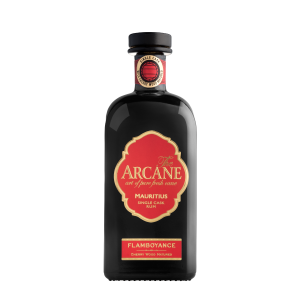 Rhum Arcane Vieux - Flamboyance Cherry Wood Finish 40° 70cl