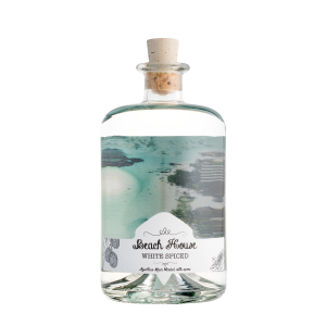 Rhum Spiced Beach House - White Edition Limitée 40° 70cl